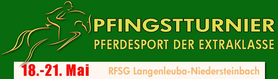 Pfingstturnier 2018