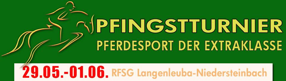 Pfingstturnier 2020
